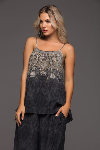 SUNSET IN SAVANNAH CZARINA TANK TOP
