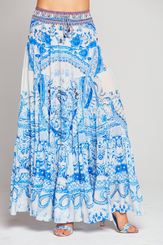 Sea Salt Marrakesh Shahida Parides Kaftan Dress
