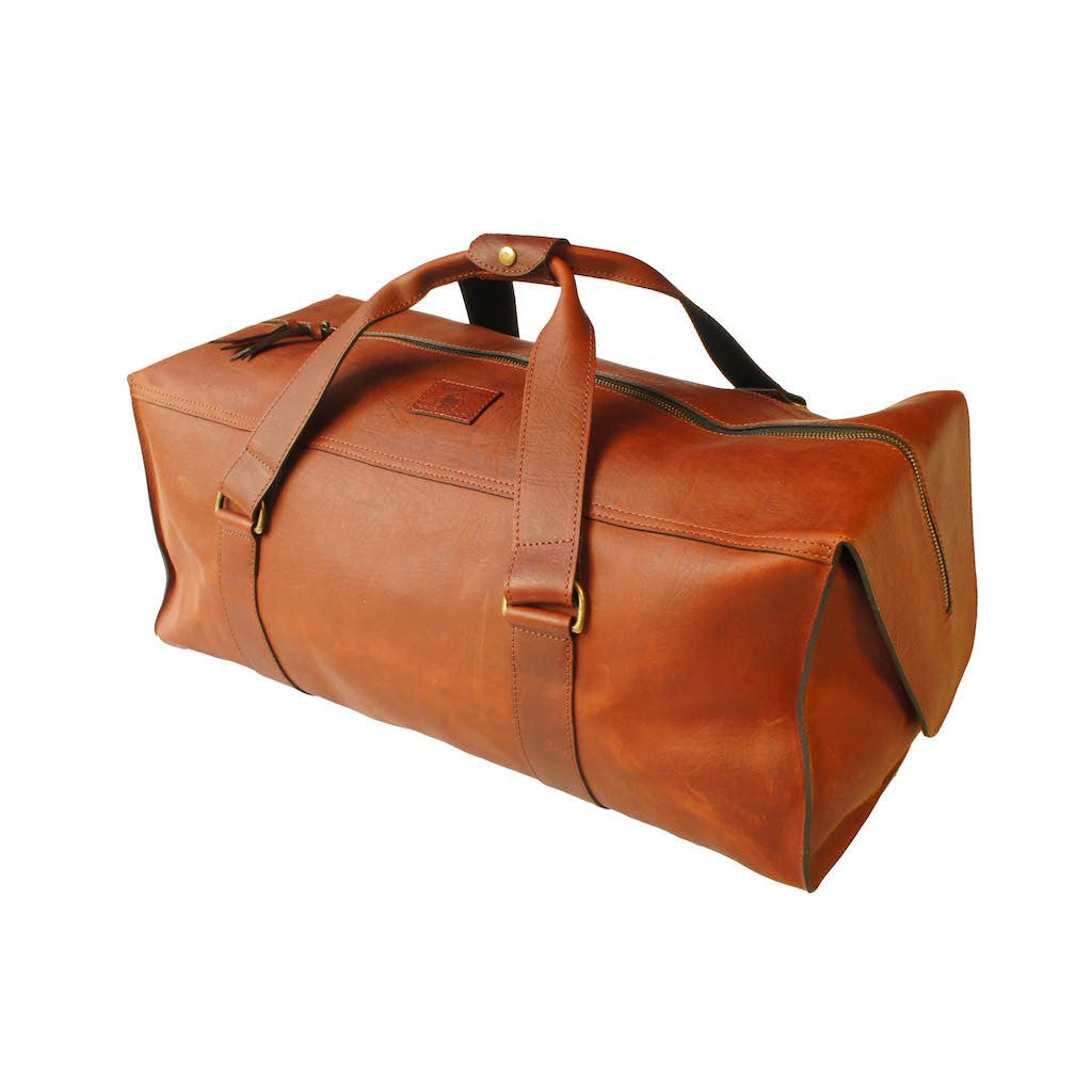 Coober Pedy Family Bag - 100% Cowhide Leather