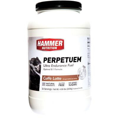 Perpetuem Sports Drink 32 Servings Caffe Latte