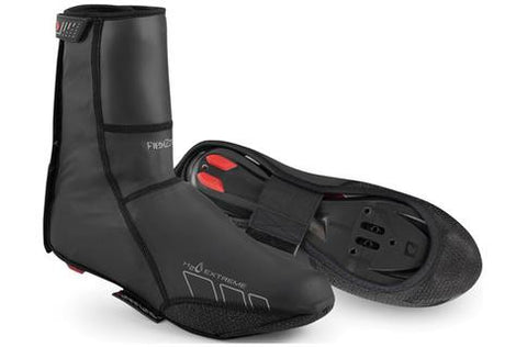 H2O Extreme Shoe Covers Black