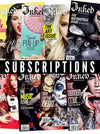 Year Subscription to Inked Magazine
