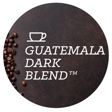 Guatemala Dark Blend™ - Java Bean Plus