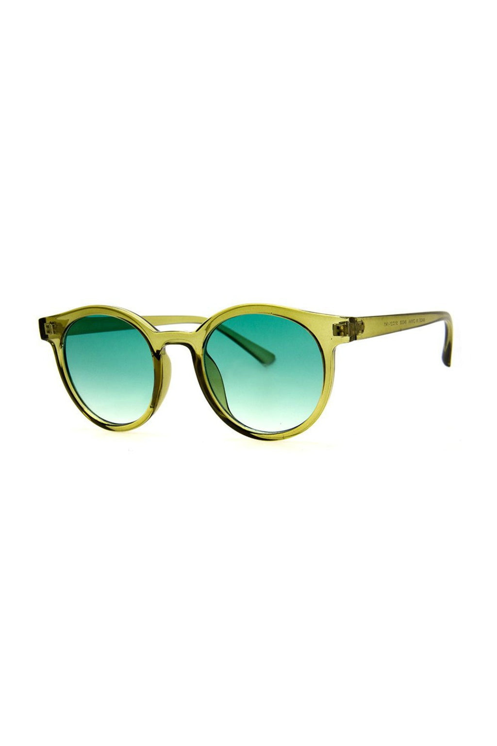 Low Key Sunnies - Olive Green