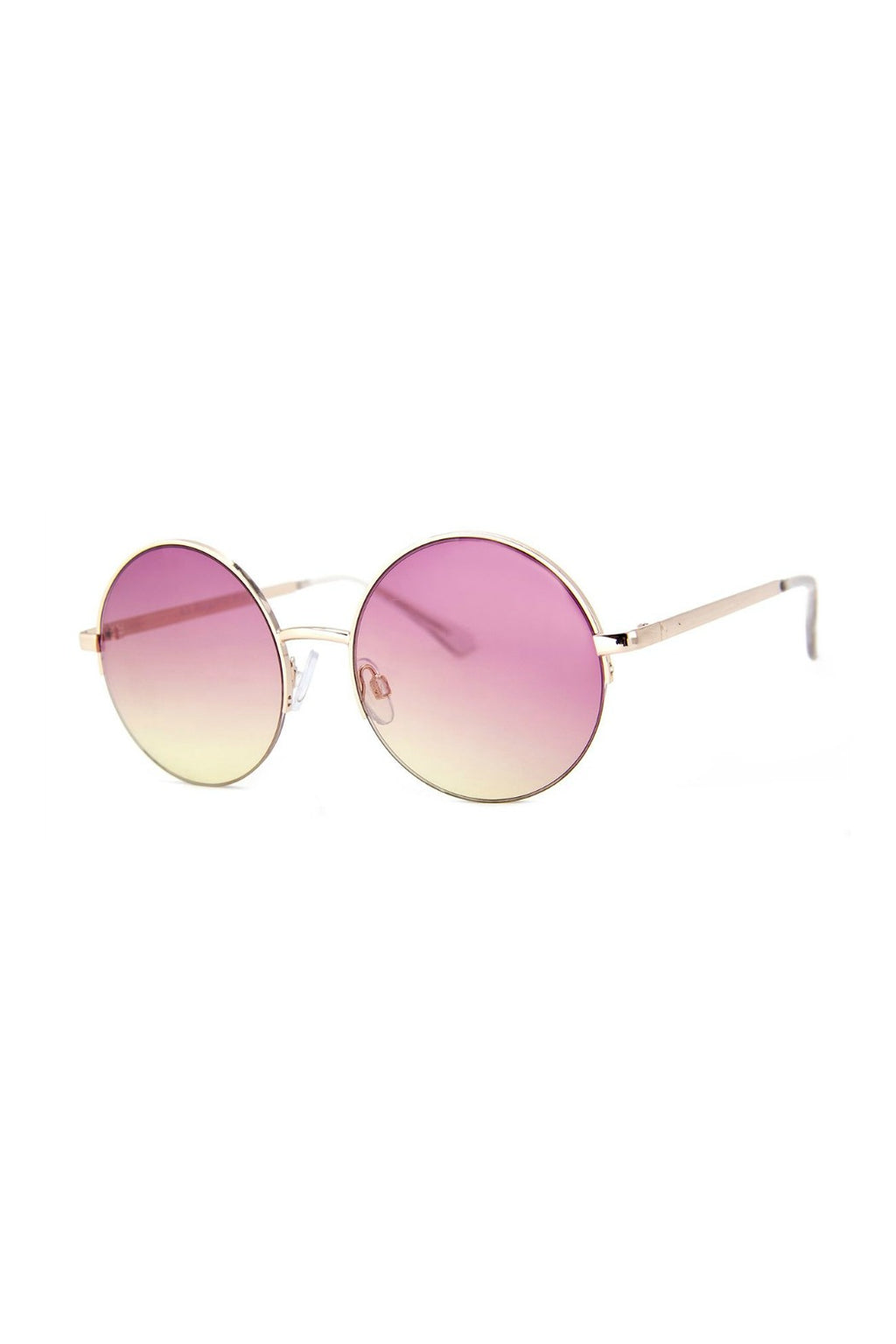 Rio Sunnies - Gold/Purple
