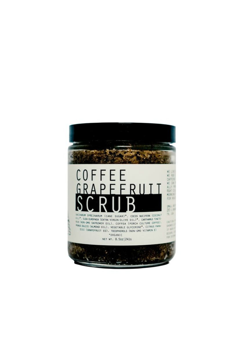 Moon Rivers Naturals 9 oz. Scrub - Coffee Grapefruit