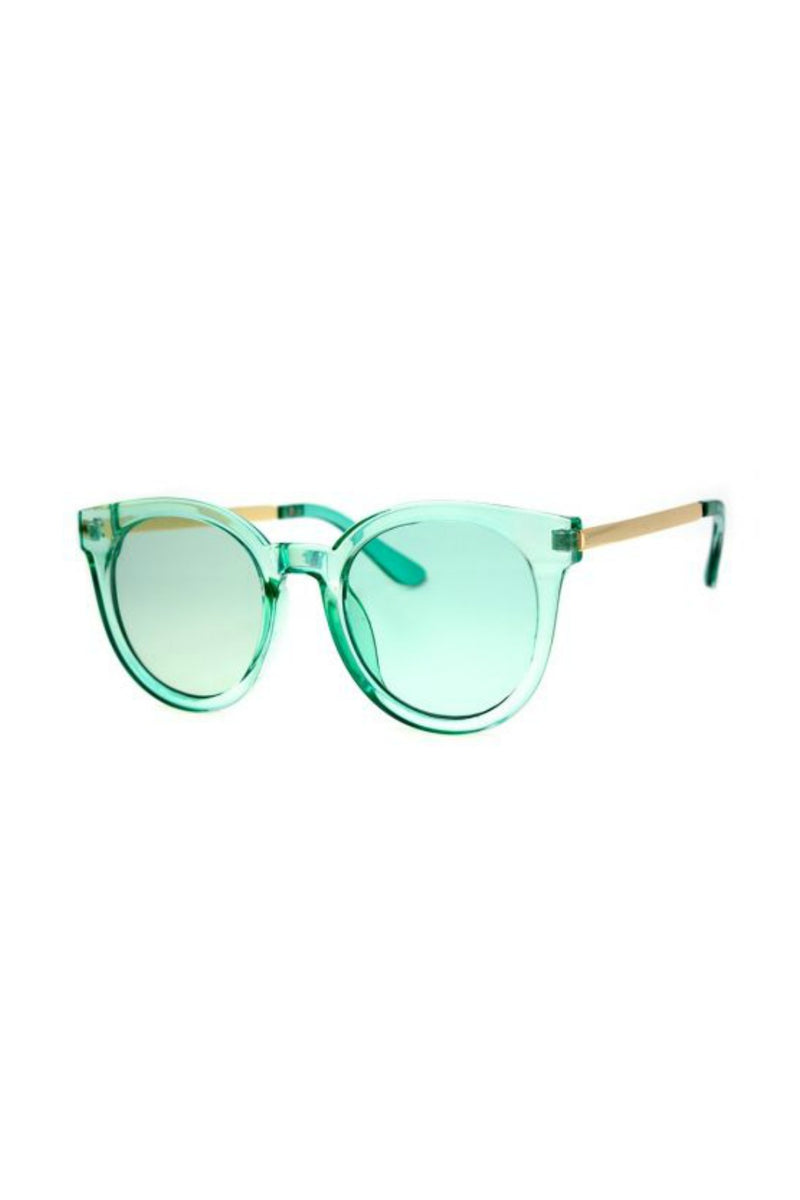 Hi There Sunnies - Crystal Green