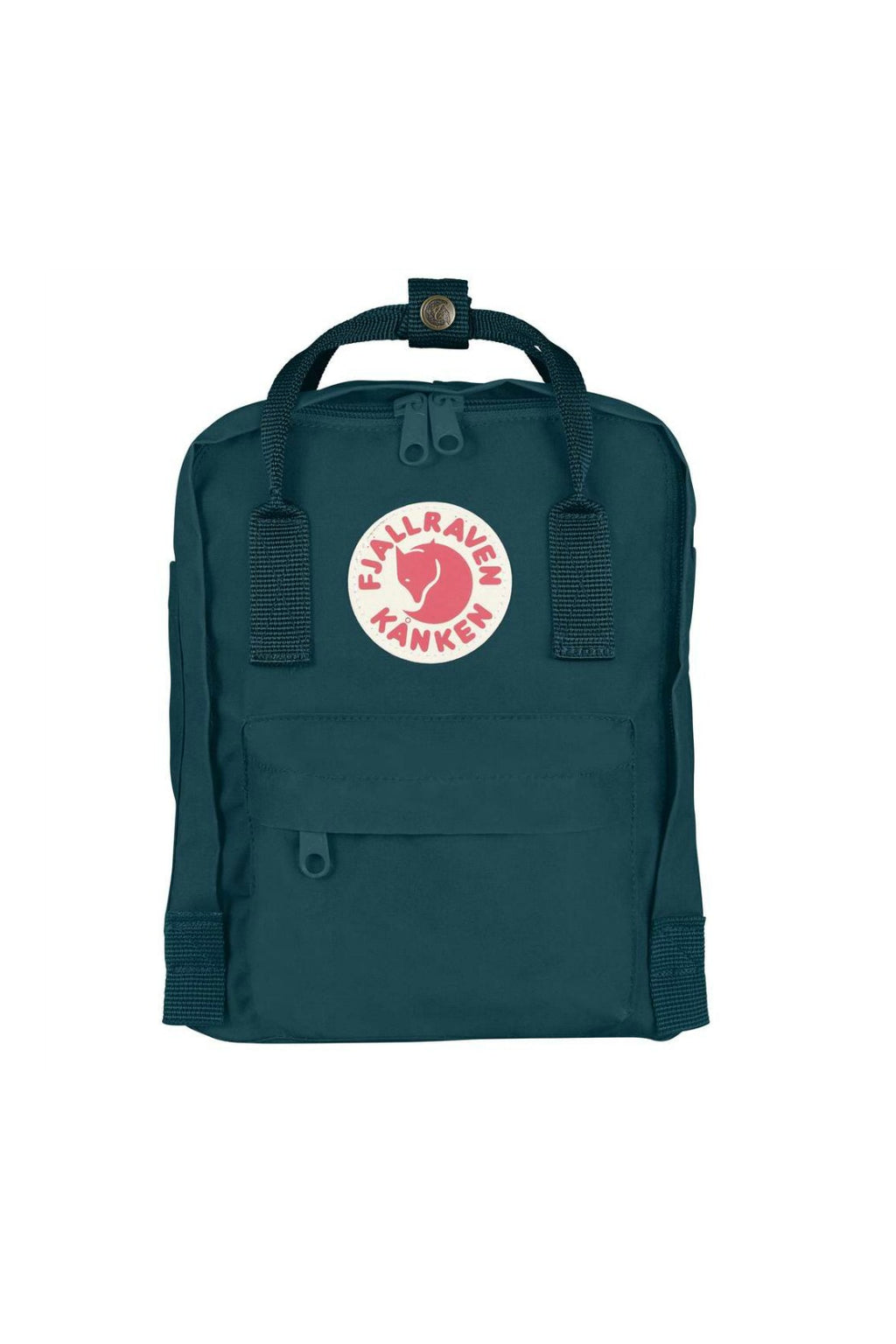 Fjällräven Kånken Mini Backpack - Glacier Green