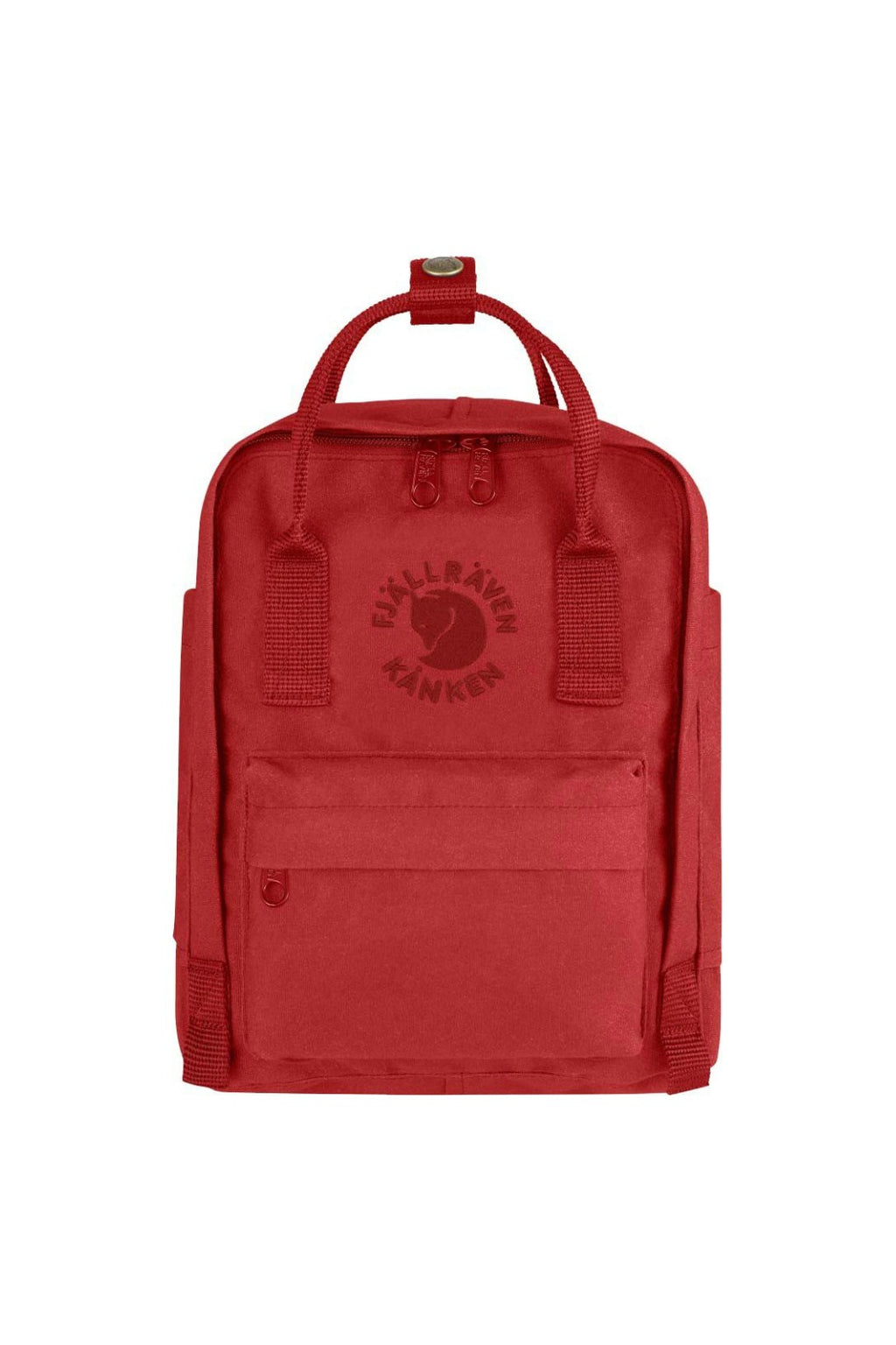 Fjällräven Re-Kånken Mini Backpack - Red