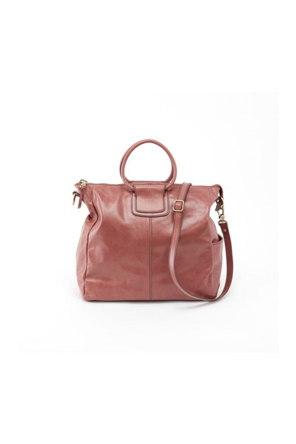 Hobo Sheila Travel Bag - Burnished Rose