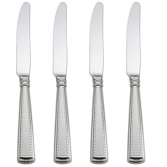 Oneida Couplet Set of 4 Dinner Knives | Extra 30% Off Code FF30 | Finest Flatware