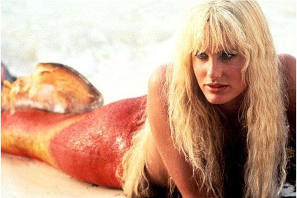 Girls on Film: Daryl Hannah's Mermaid Waves in Splash