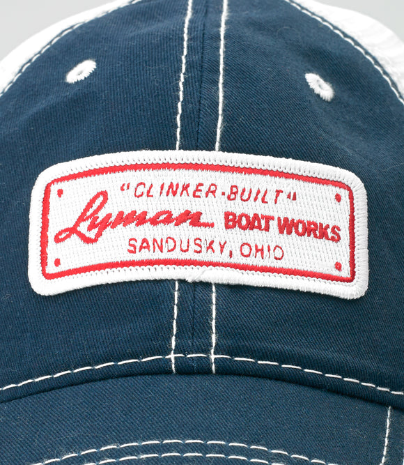 The Builders Plate Trucker Hat