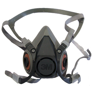 DUST MASK 3M HALF FACE