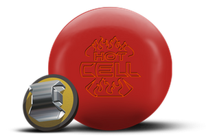 RotoGrip - HOT Cell - Hot Red