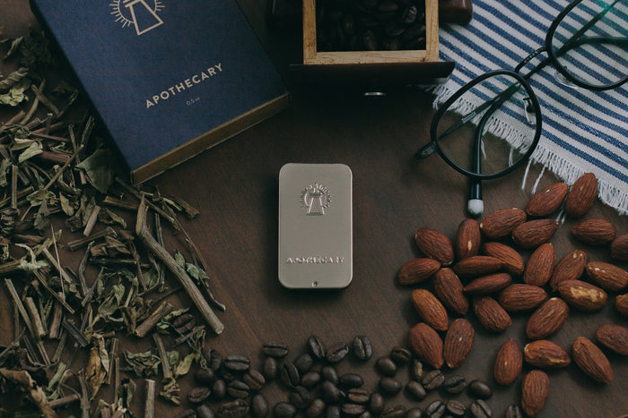 The Apothecary - Maverick Solid Cologne