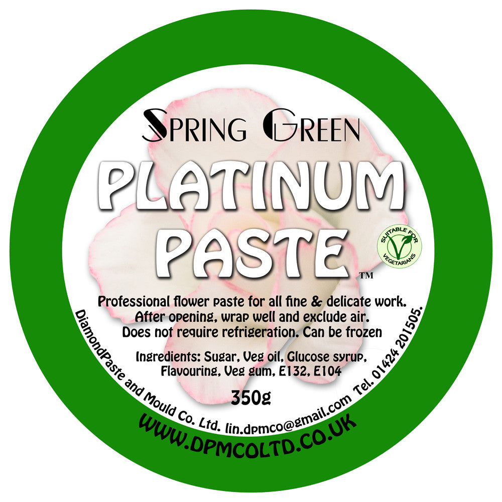 Spring Green Platinum Paste