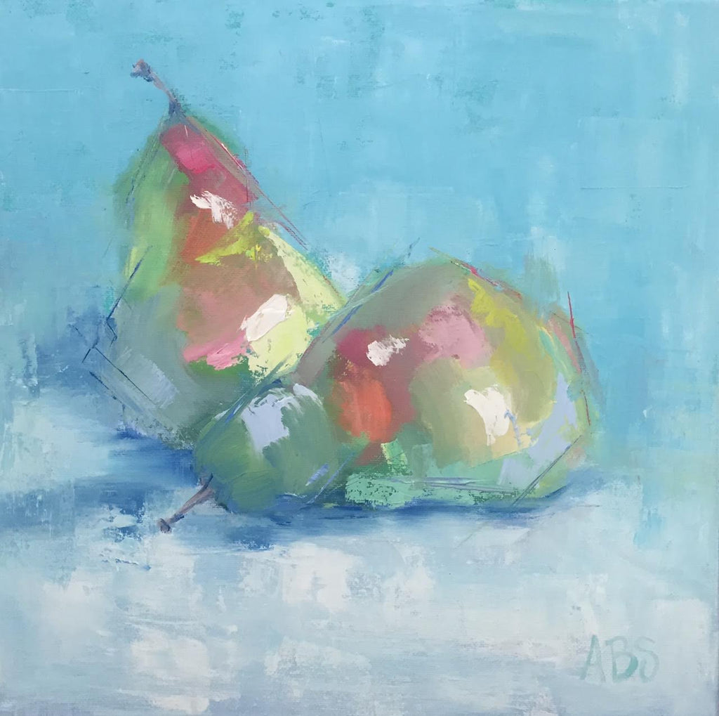 Two Pears | Christenberry Collection