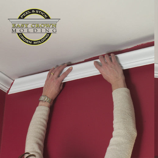 So Simple crown molding.