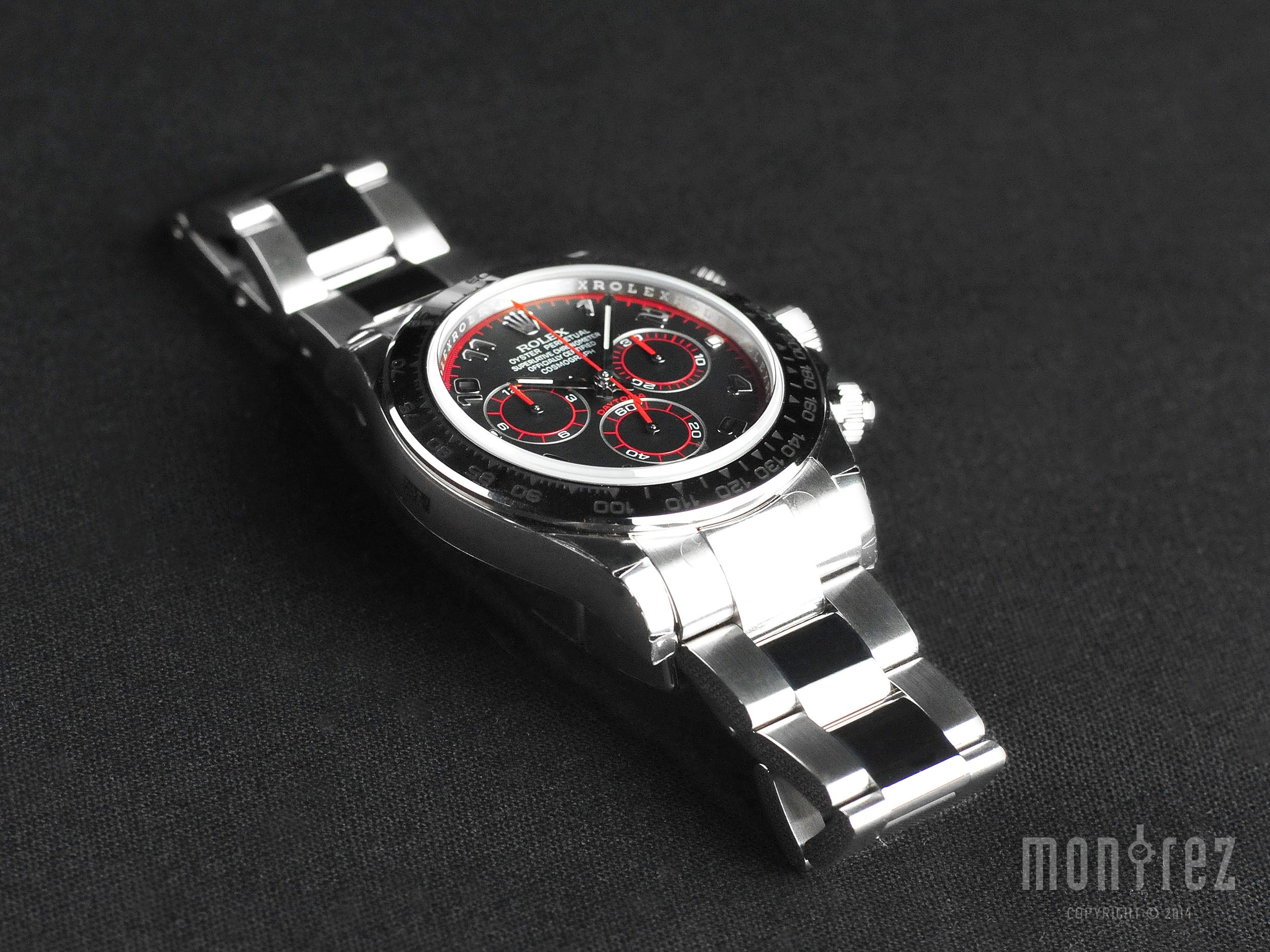 Rolex Cosmograph Daytona 40mm 116509 Black Dial (Out of Production)