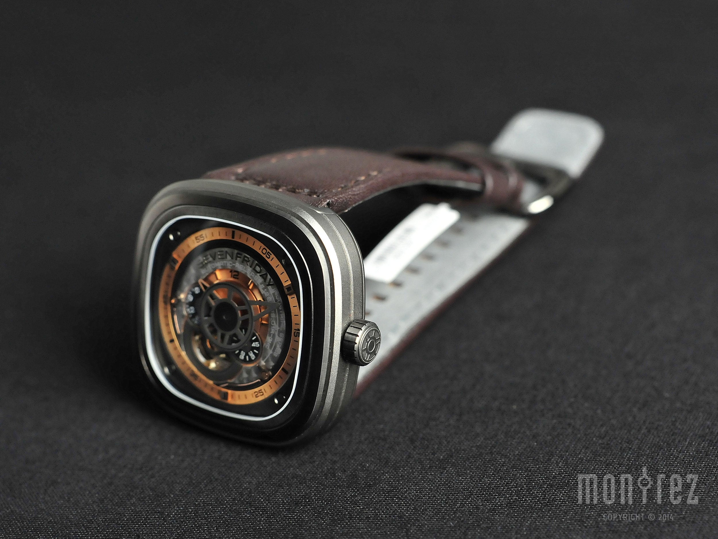 SevenFriday Industrial Revolution 47mm P2-1