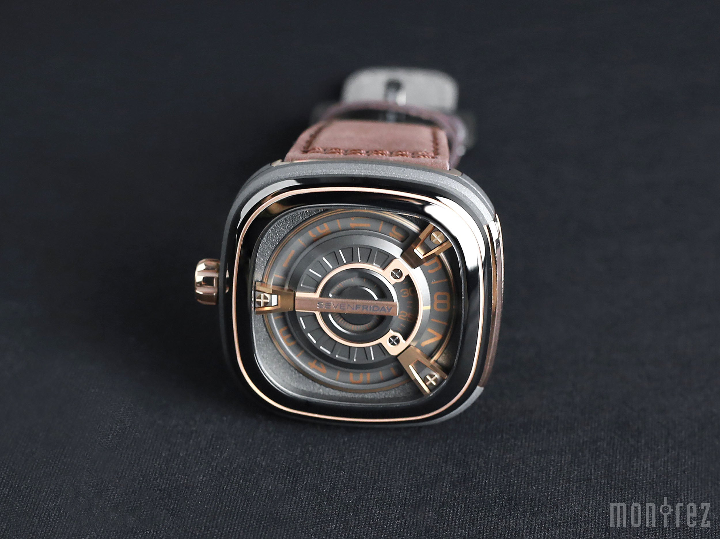 SevenFriday M-Series 47mm M2-2