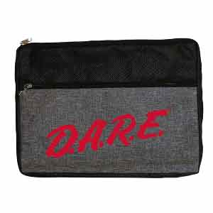 Double Zipper Accessory Bag