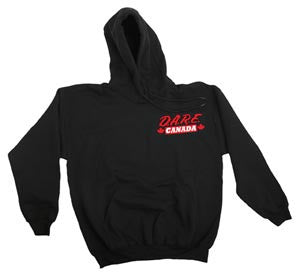 Canadian Hooded Sweatshirt