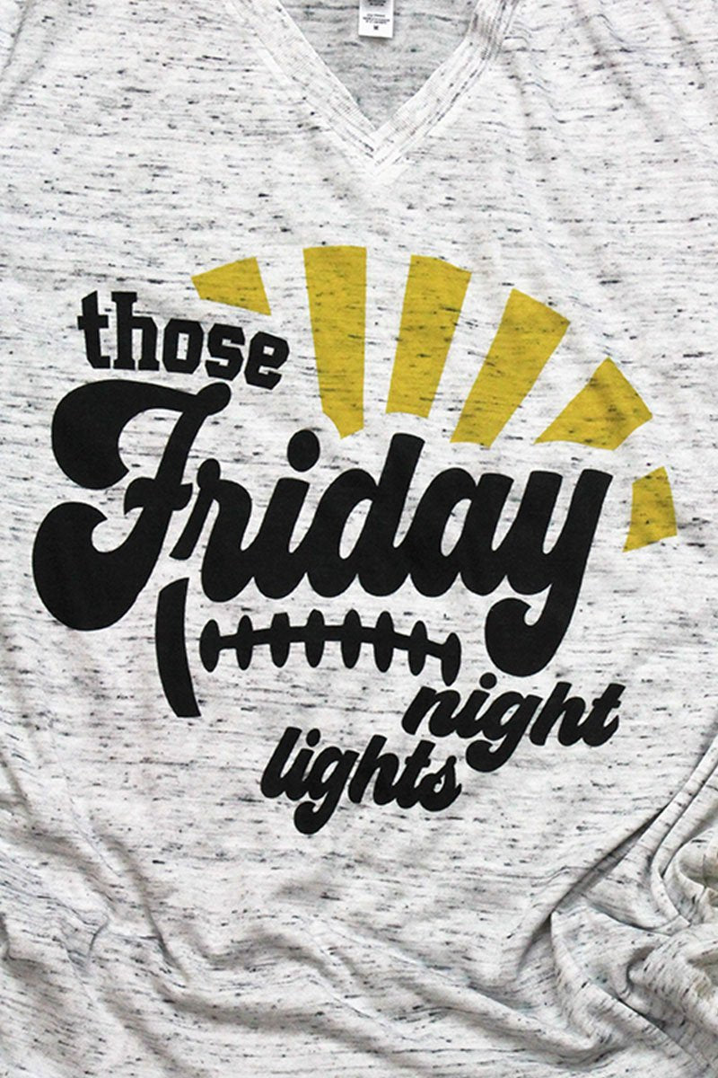Those Friday Night Lights Unisex Short Sleeve Tee