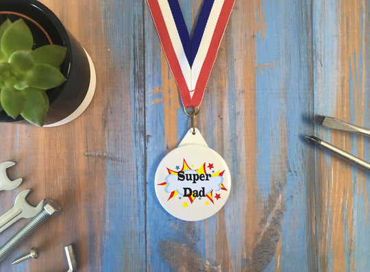 Super Dad Medal - DD637