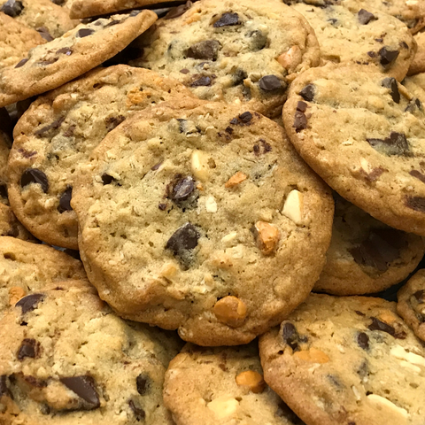 "Chocolate Chip Cookies ""Crazy Chip"""