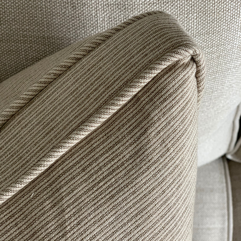 CUSTOM STRIPE PILLOW