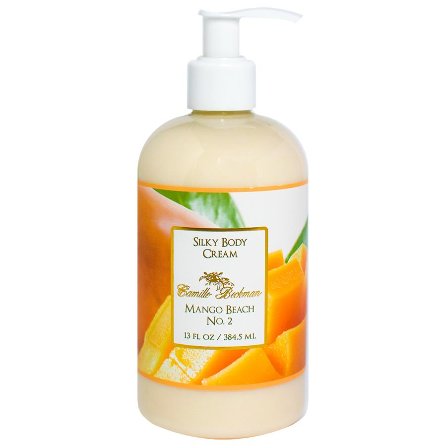 Silky Body Cream 13oz Mango Beach No.2 (6/case)