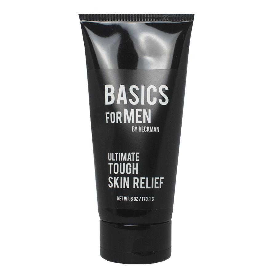 Basics for Men Ultimate Tough Skin Relief 6oz (6/case)