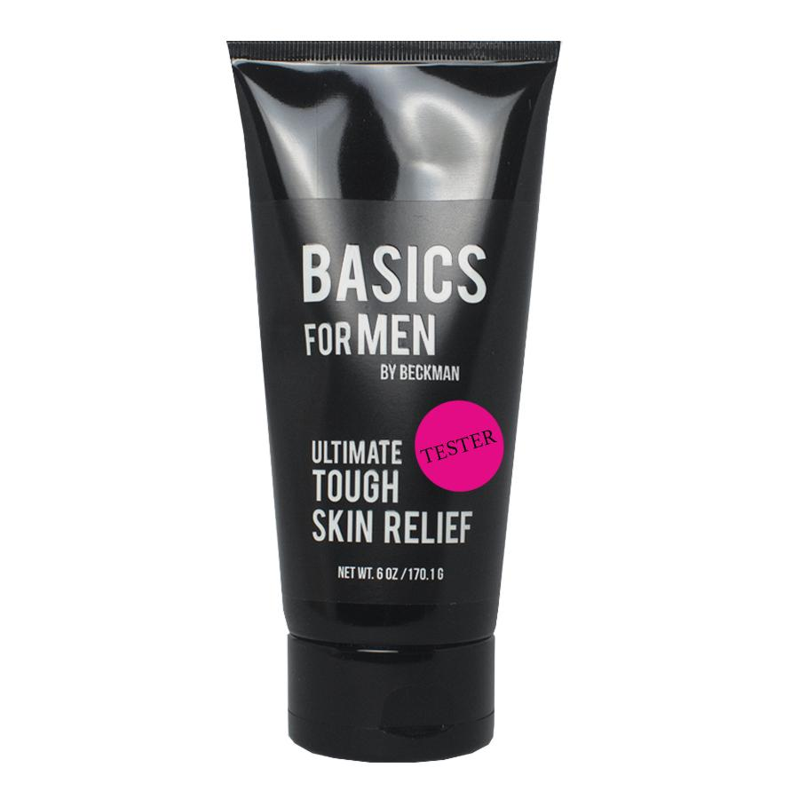 Basics for Men Ultimate Tough Skin Relief 6oz (Tester)