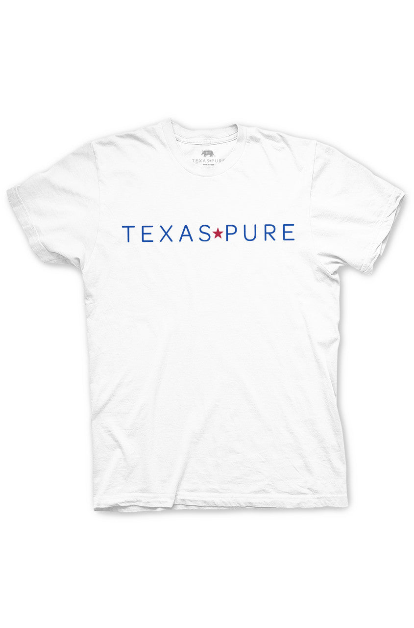 Texas Pure Dallas Collegiate Tee - Texas T-Shirt