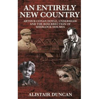An Entirely New Country - Sherlock Holmes Books
