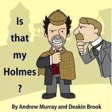 Is That My Holmes? - Sherlock Holmes Books