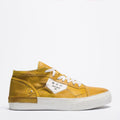 Mundialito mid yellow sneakers