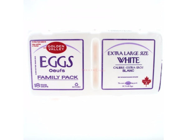Golden Valley Family Pack Eggs
