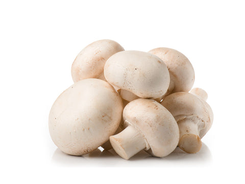 Mushrooms, White