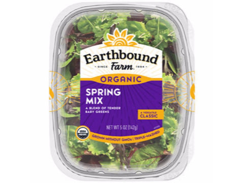 Earthbound Farms - Spring Mix
