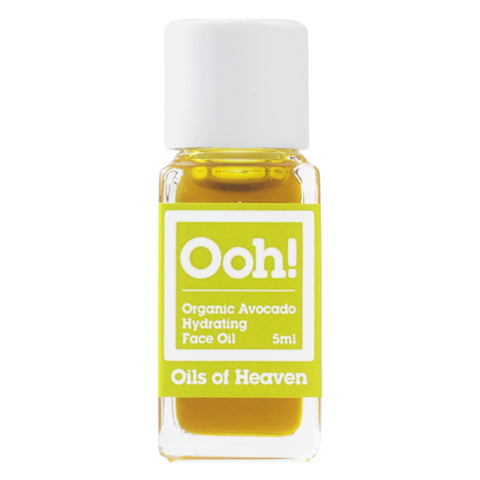 Organic Avocado Hydrating Face Oil Sample 5ml