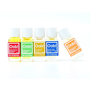 Oils of Heaven Mini Gift Set