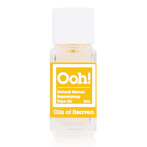 Natural Marula Replenishing Face Oil Sample 5ml