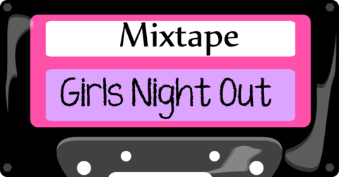 Mix Tape (pink/red)