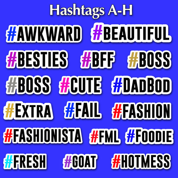 HASHTAG COLLECTION