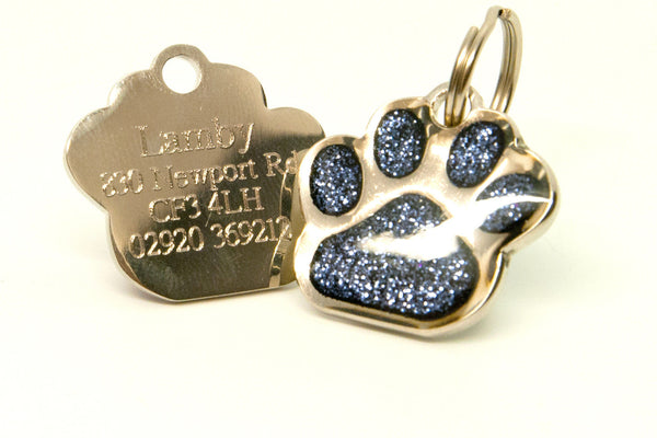 Lost & Found Paw ID Badge - 4Paws
