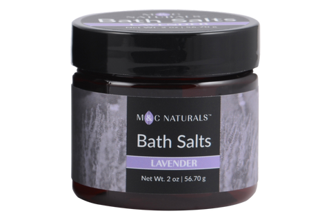 Bath Salts Mini Size (Lavender)