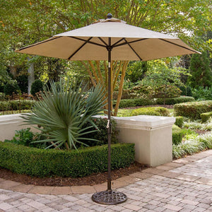 Hammond Adams 9-Feet patio umbrella stand With Tilting Pivot - M&K Grills
